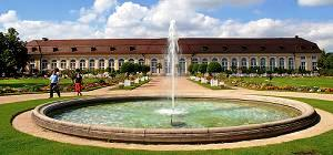 Ansbach - Orangerie im Hofgarten