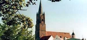 Eggenfelden - St. Nikolaus (Foto:Heiner Heine)