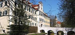 Schrobenhausen - Schloss Sandizell