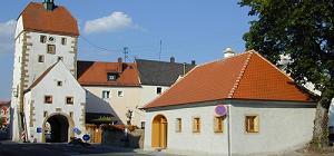 Vilseck - Vogelturm und Zollhaus