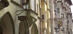 Wasserburg a.Inn, Erker am Marienplatz
